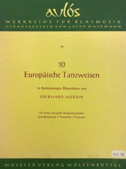 Zehn Europäische Tanzweisen