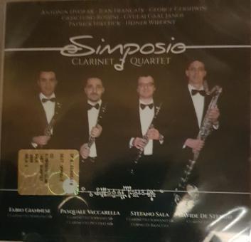 Simposio Clarinet Quartet