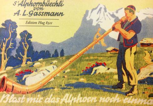 S`Alphornbüechli