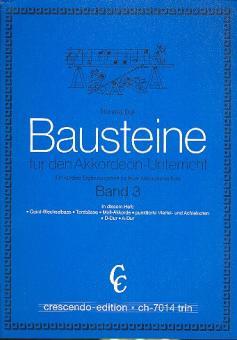 Bausteine Band 3