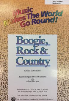 Music makes the wolrd Boogie, Rock & Country Oboe/Violine/Glockenspiel