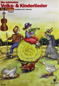 Die schönsten Volks- & Kinderlieder