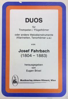 Duos für Trompeten / Flügelhörner