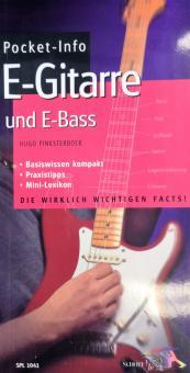 Pocket-Info E-Gitarre & E-Bass