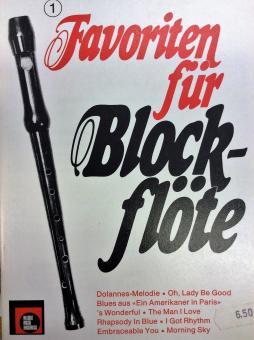 Favoriten für Blockflöte