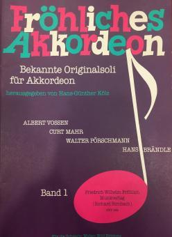 Fröhliches Akkordeon 1