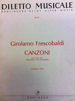 Diletto Musicale Canzoni