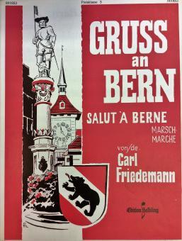 Gruss an Bern