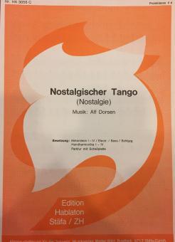 Nostalgischer Tango