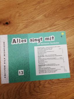 Alles singt mit Nr. 13
