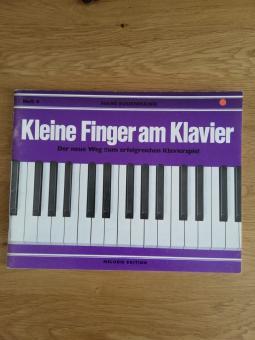 Kleine Finger am Klavier Heft 9