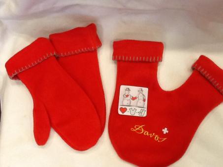 Handschuhe für Pärchen