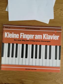 Kleine Finger am Klavier Heft 10
