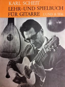 Lehr- und Spielbuch für Gitarre 1 & 2