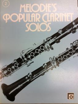 Melodie`s popular Clarinet Solos Band 2