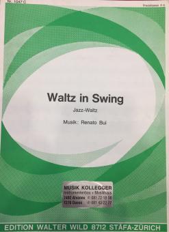 Waltz in Swing