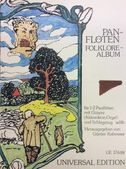 Panflöten Folklore-Album