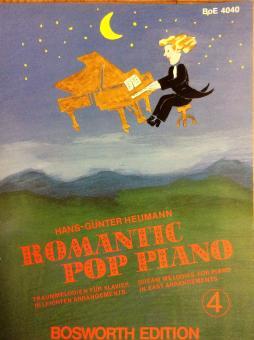 Romantic pop piano 3