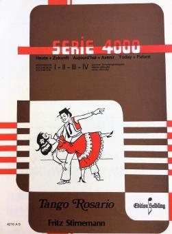 Serie 4000 Tango Rossario