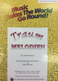 Music makes the wolrd Traum Melodien Oboe/Violine/Glockenspiel
